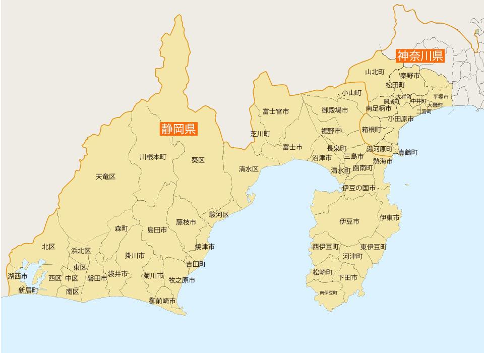 map_tokai